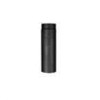 Trubka s č. o. 0,5m 150 (1,5) černá
