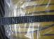 Samolepící páska pod krbové sklo 10x2mm šedá