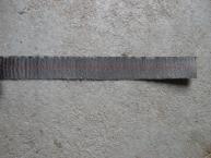 Ukončovací páska 25x0,4 mm