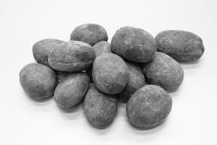 Carlo Milano šedé dekorační kameny